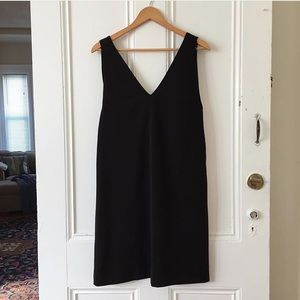Just female Sydney dress in black